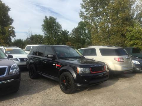 2010 Land Rover Range Rover Sport for sale in North Lima, OH