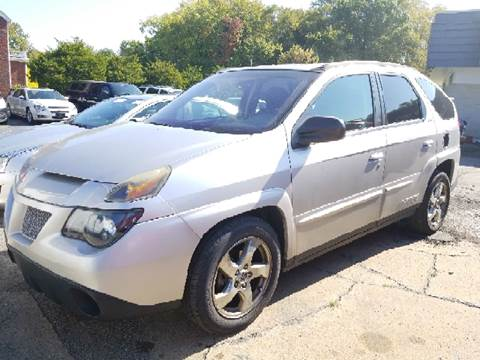2005 Pontiac Aztek for sale in North Lima, OH