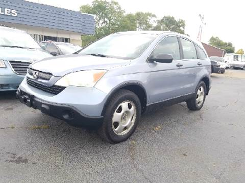 2008 Honda CR-V for sale in North Lima, OH