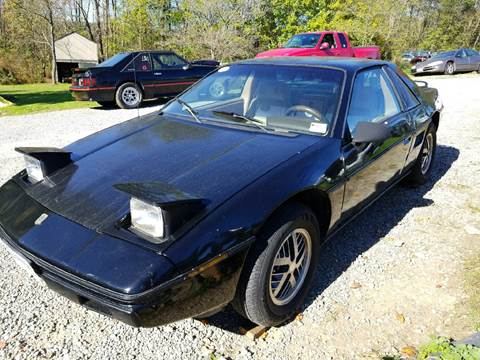 1985 Pontiac Fiero for sale in North Lima, OH