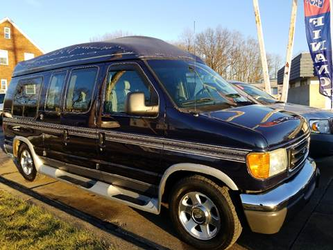 2004 Ford E 150 For Sale In North Lima OH
