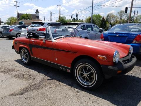 1976 MG Midget for sale in North Lima, OH