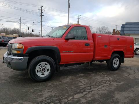 2007 GMC Sierra 2500HD Classic for sale in North Lima, OH