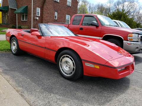 Chevrolet Corvette For Sale in North Lima, OH - COLONIAL