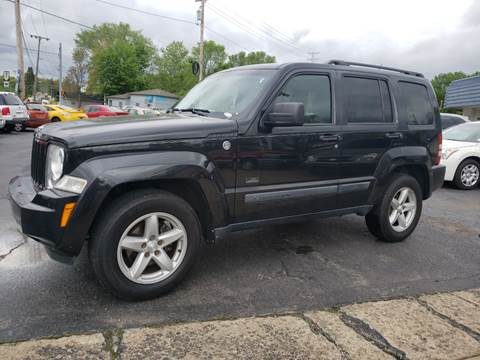 2009 Jeep Liberty for sale in North Lima, OH