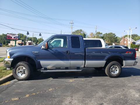 2004 Ford F-250 Super Duty for sale in North Lima, OH