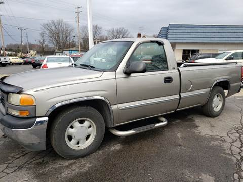 1999 GMC Sierra 1500 for sale in North Lima, OH