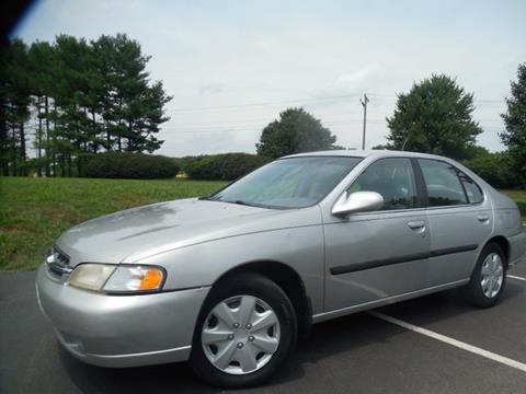 1999 Nissan Altima for sale in Leesburg, VA