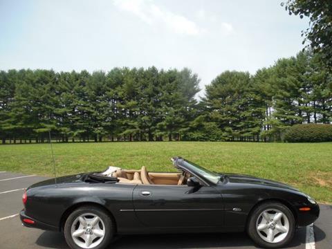 1997 Jaguar XK-Series for sale in Leesburg, VA