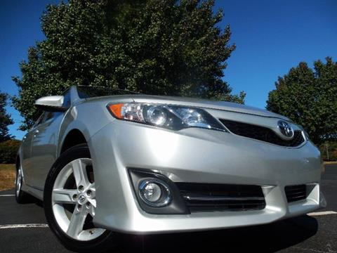 2014 Toyota Camry for sale in Leesburg, VA