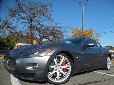 2010 Maserati GranTurismo for sale in Leesburg, VA