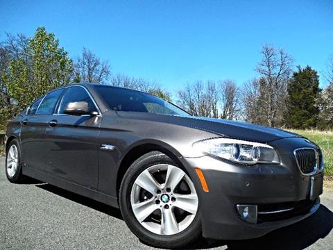 2013 BMW 5 Series for sale in Leesburg, VA