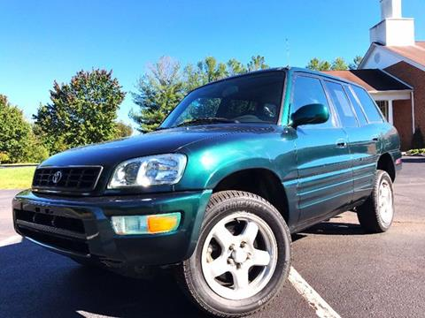 1999 Toyota RAV4 for sale in Leesburg, VA