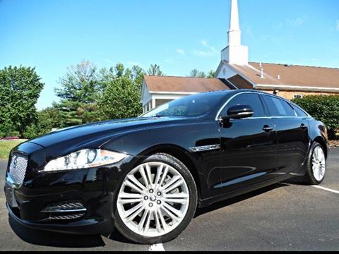 2011 Jaguar XJL for sale in Leesburg, VA