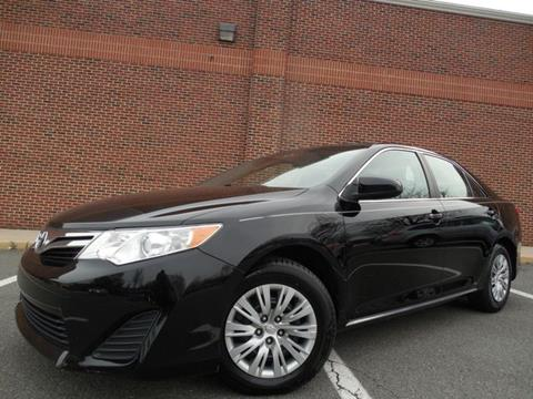 2012 Toyota Camry for sale in Leesburg, VA