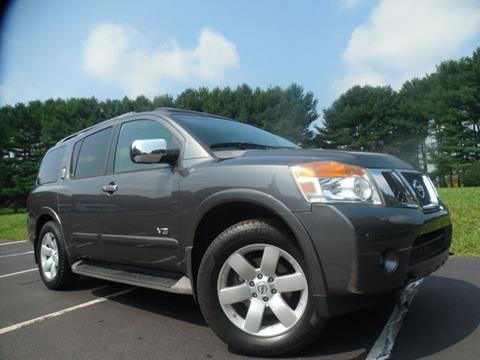 2008 Nissan Armada for sale in Leesburg, VA