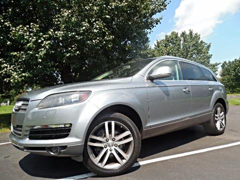 2008 Audi Q7 for sale in Leesburg, VA