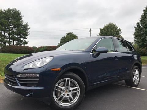 2011 Porsche Cayenne for sale in Leesburg, VA
