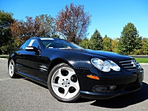 2004 Mercedes-Benz SL-Class for sale in Leesburg, VA