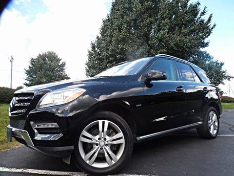 2012 Mercedes-Benz M-Class for sale in Leesburg, VA