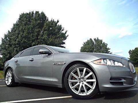 2011 Jaguar XJ for sale in Leesburg, VA