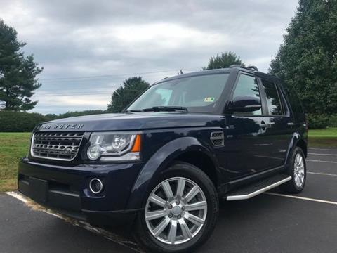 2015 Land Rover LR4 for sale in Leesburg, VA