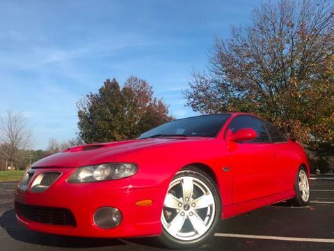 2004 Pontiac GTO for sale in Leesburg, VA