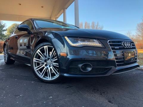 Leesburg Auto Import >> Used 2012 Audi A7 For Sale - Carsforsale.com®