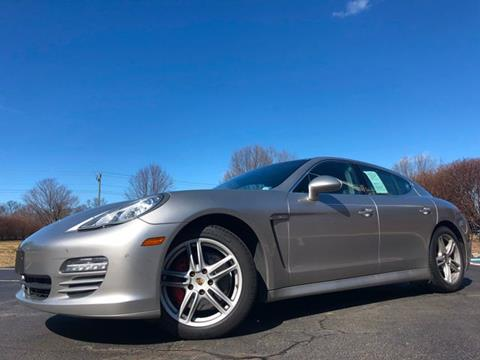 2010 Porsche Panamera for sale in Leesburg, VA
