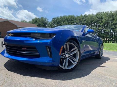 2018 Chevrolet Camaro for sale in Leesburg, VA
