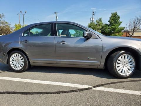 2010 Ford Fusion Hybrid for sale in Leesburg, VA