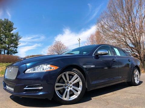 2013 Jaguar XJL for sale in Leesburg, VA