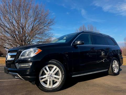 2013 Mercedes-Benz GL-Class for sale in Leesburg, VA