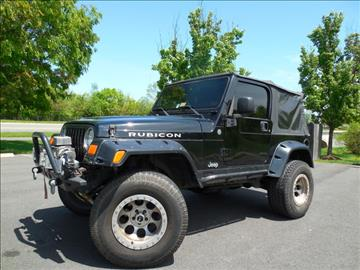 2004 Jeep Wrangler for sale in Leesburg, VA