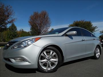 2011 Hyundai Sonata for sale in Leesburg, VA