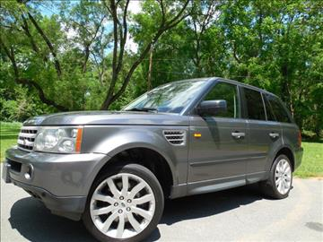 2006 Land Rover Range Rover Sport for sale in Leesburg, VA