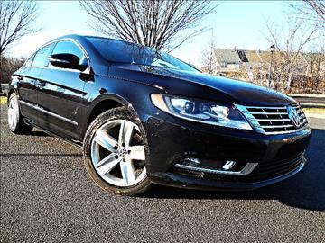 2013 Volkswagen CC for sale in Leesburg, VA