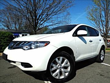 2012 Nissan Murano for sale in Leesburg, VA