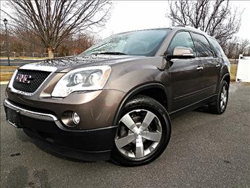 2012 GMC Acadia for sale in Leesburg, VA