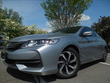 2016 Honda Accord for sale in Leesburg, VA