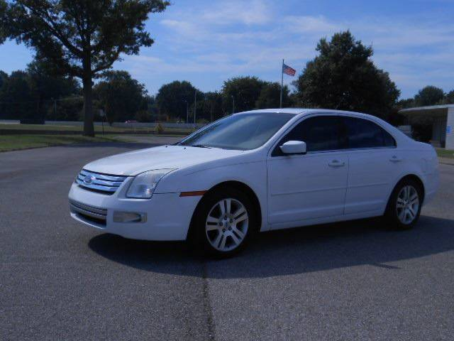 Ford Fusion AWD V SEL Dr Sedan In Evansville IN FREDS - 2007 fusion