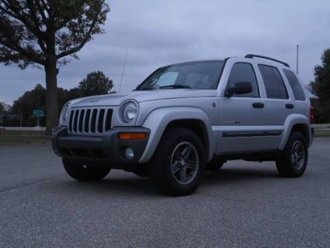 2004 Jeep Liberty for sale in Evansville, IN