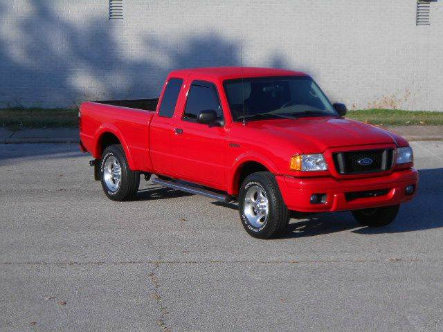 2004 ford ranger edge deluxe 4dr supercab rwd sb in evansville in fred 39 s used cars. Black Bedroom Furniture Sets. Home Design Ideas