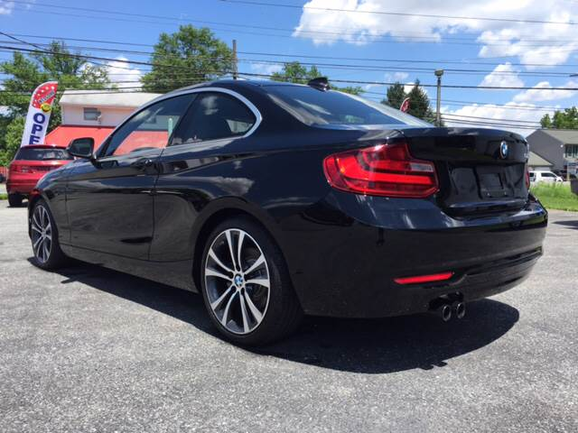 2014 Bmw 2 Series 228i 2dr Coupe In Lancaster PA  MidState Auto