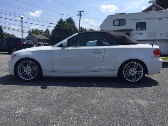 2013 BMW 1 Series 135i 2dr Convertible - Lancaster PA