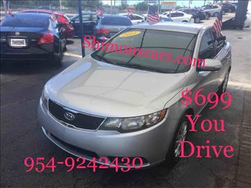 2010 Kia Forte for sale in Hollywood, FL