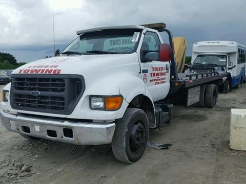2000 Ford F-650 Super Duty for sale in Hollywood, FL