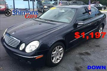 2005 Mercedes-Benz E-Class for sale in Hollywood, FL
