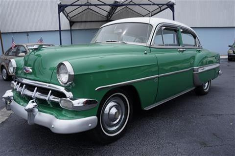 1954 Chevrolet Bel Air for sale in Hollywood, FL