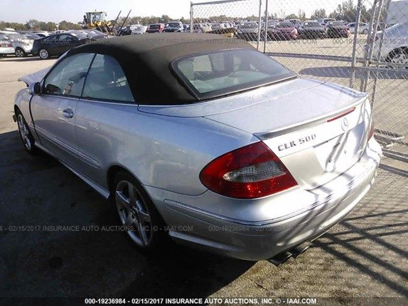 2006 mercedes benz clk clk 500 2dr convertible in for Mercedes benz hollywood fl
